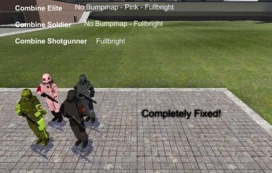 Combine Texture Fix v2 For Garry's Mod Image 2