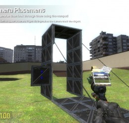 simple_drawbridge_door.zip For Garry's Mod Image 2