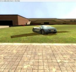 flying_bugatti.zip For Garry's Mod Image 1