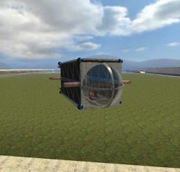 bomber_ship.zip For Garry's Mod Image 1