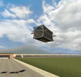 bomber_ship.zip For Garry's Mod Image 2
