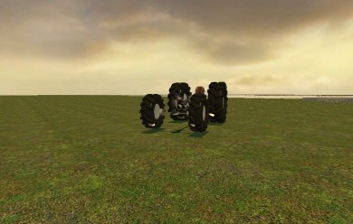 powerful_tractor.zip For Garry's Mod Image 1