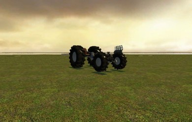 powerful_tractor.zip For Garry's Mod Image 2