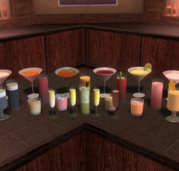 fzesdrinksandcocktails.zip For Garry's Mod Image 1
