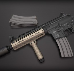 vltor_m4a1_by_operatorx.zip For Garry's Mod Image 1