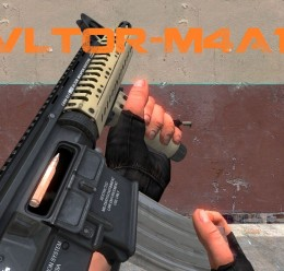 vltor_m4a1_by_operatorx.zip For Garry's Mod Image 2