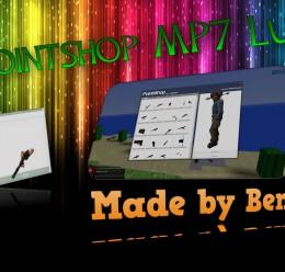 pointshop_mp7_lua_by_ben.zip For Garry's Mod Image 1