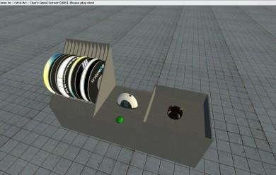 Portal CD Player For Garry's Mod Image 1