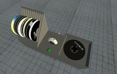 Portal CD Player For Garry's Mod Image 2