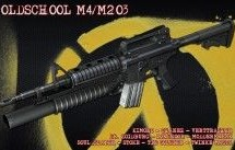 m4a1_m203.zip For Garry's Mod Image 2