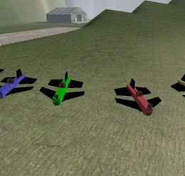 wire airplane dog fight kit For Garry's Mod Image 1