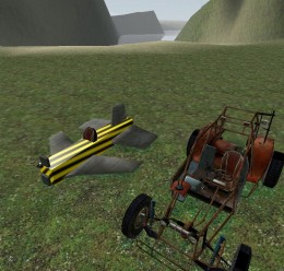 wire airplane dog fight kit For Garry's Mod Image 2