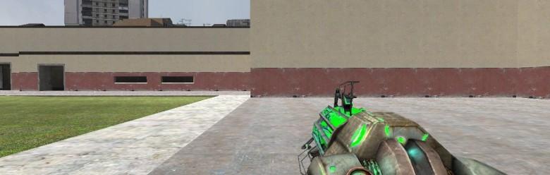 26292's_physgun_green.zip For Garry's Mod Image 1