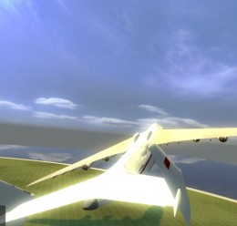 Antonov Flyable Plane.zip For Garry's Mod Image 1