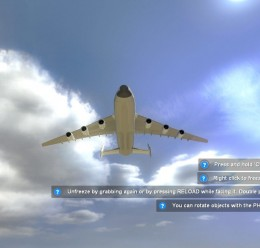 Antonov Flyable Plane.zip For Garry's Mod Image 2