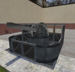 200mm Cannon.zip For Garry's Mod Image 1