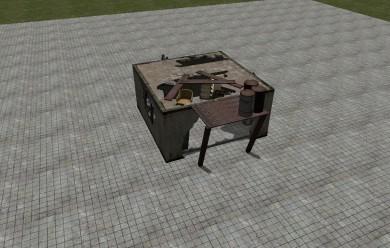iwt_hobo_hut.zip For Garry's Mod Image 1