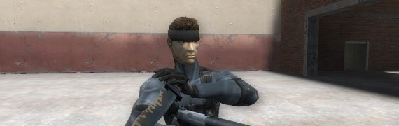 MGS Solid Snake v1.2