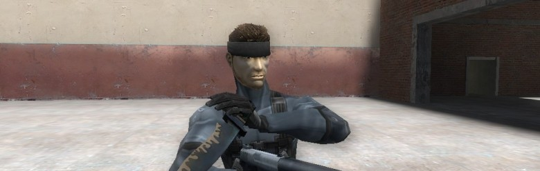 mgs_solid_snake_v12.zip For Garry's Mod Image 1