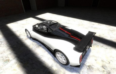 Zonda skin by BioShooter For Garry's Mod Image 2