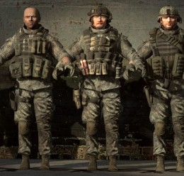 Call of Duty MW3 Rangers pt 1 For Garry's Mod Image 1