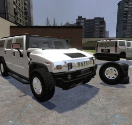 hummer_h2.zip For Garry's Mod Image 1