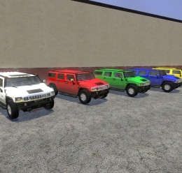 hummer_h2.zip For Garry's Mod Image 2