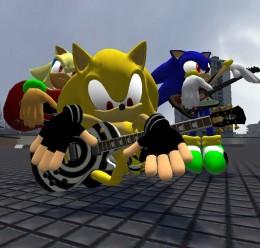 sonic_reskinned_character_pack For Garry's Mod Image 3