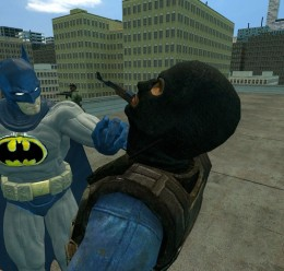 Batman 1970s look V1 For Garry's Mod Image 3