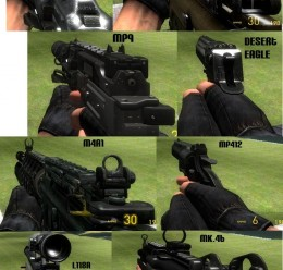 Spawn Icons for MW3 Sweps For Garry's Mod Image 2
