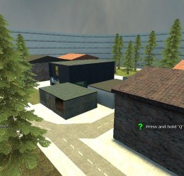 rp_foresttown_b1.zip For Garry's Mod Image 1