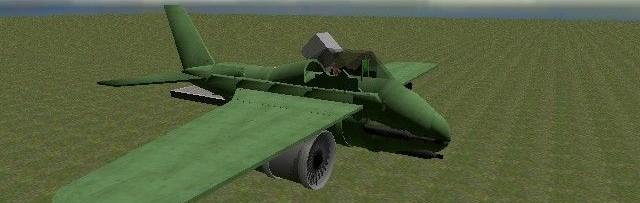 Titan Ground Attack Plane.zip For Garry's Mod Image 1