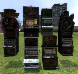 DR2 Slotmachines/Other items For Garry's Mod Image 2