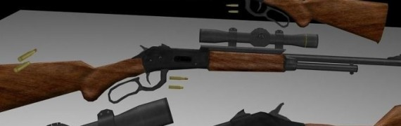 spikees rifle swep pack