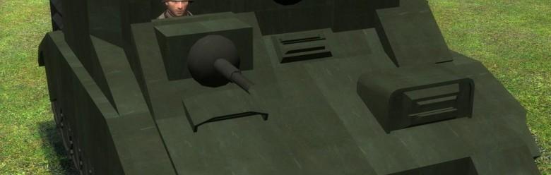 dgigs_heavy_ww2_tank.zip For Garry's Mod Image 1