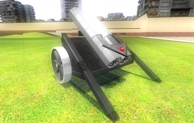 gmod_cannon_v2.zip For Garry's Mod Image 1