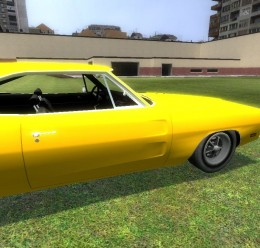 1969_dodge_charger.zip For Garry's Mod Image 2