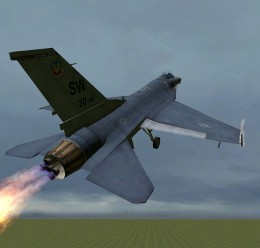 flyable_f-16.zip For Garry's Mod Image 1