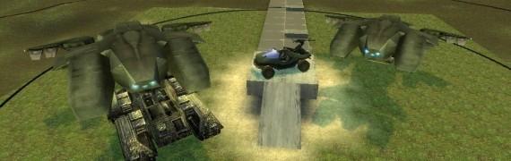 Halo3 Marine Transport pack V1