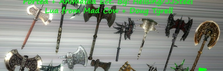 morrowind_axes.zip For Garry's Mod Image 1