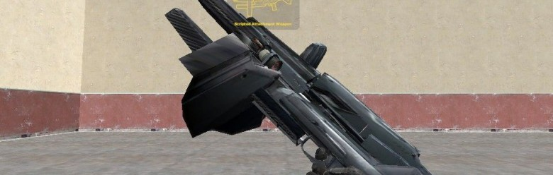 INCOMPLETE: Armed Attachments For Garry's Mod Image 1