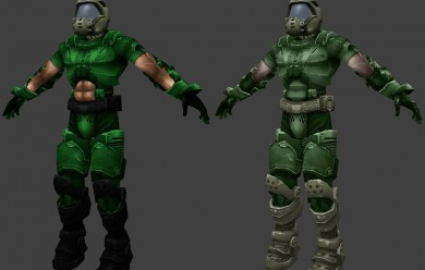 Doom Guy For Garry's Mod Image 1