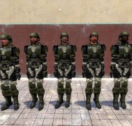 Halo 3 Marines 1.1 For Garry's Mod Image 2