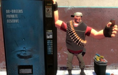 Usable vending machine For Garry's Mod Image 1