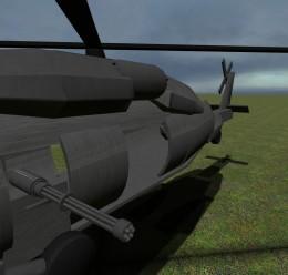 Black Hawk UH-60 For Garry's Mod Image 1