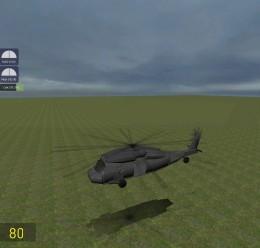 Black Hawk UH-60 For Garry's Mod Image 3