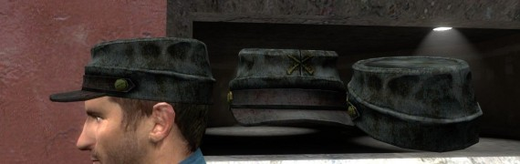 FO3 Confederate Hat