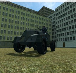 Drivable APC v2.zip For Garry's Mod Image 1