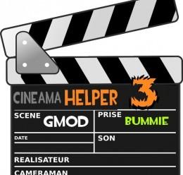CinemaHelper V.3 -FinalVersion For Garry's Mod Image 1