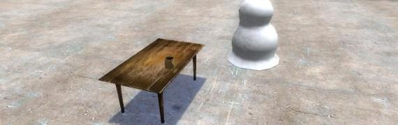 Snowman Death Trap v1